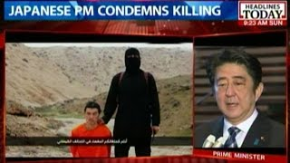 Goto Japan  city photo : Japan condemns ISIS beheading of journalist Kenji Goto