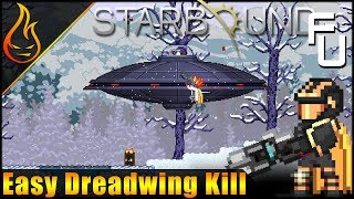 In this episode of Starbound Fracking Universe, we unlock some recipes and kill Dreadwing the Penguin What do you want to see ...