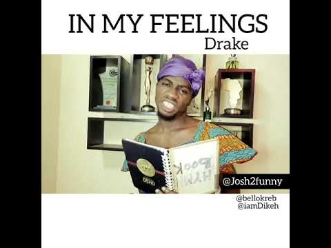 JOSH2FUNNY'S Cover Of Drake's IN MY FEELINGS