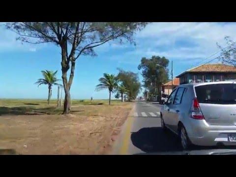 Campos dos Goytacazes - Saindo do Heliporto Farol de São Thomé até Barra do Furado - Quissamã.