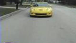 2008 Chevrolet Corvette Z06/ Quick Drive