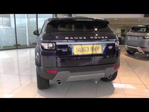 Land Rover Range Rover Evoque 5 Door Diesel 2014MY SD4 Pure TECH 6 Speed Manual U9399