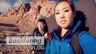 VLOG First Bouldering Experience! by Bouldering Vlog