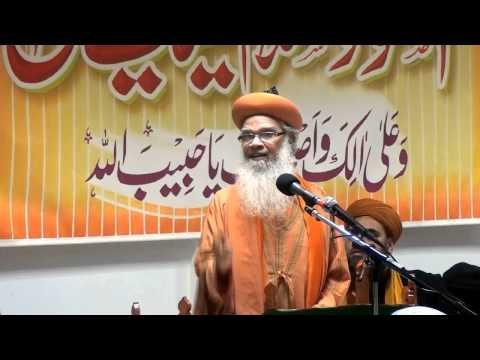 Ghazi e Millat  Syed Hashmi Miyan Faizul Islam 2nd jalsah - 2011 Urdu english