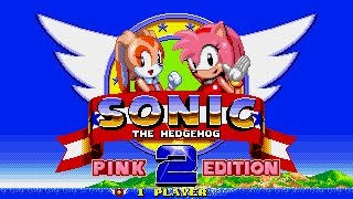 Video Sonic the Hedgehog 2-Pink Edition[Amy Rose run] MP3, 3GP, MP4, WEBM, AVI, FLV Oktober 2018