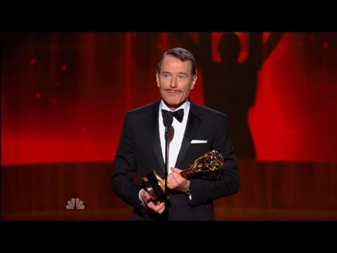 awards - Bryan Cranston takes home best actor, while