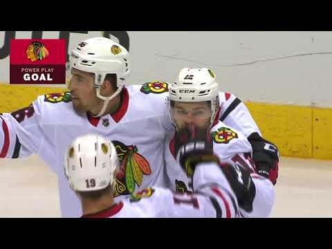 Video: Chicago Blackhawks vs Arizona Coyotes | NHL | Feb-12-2018 | 22:00 EST
