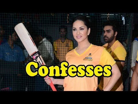 Sunny Leone Confesses About Her Sporty Childhood!