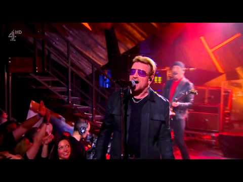 U2 - Song For Someone (Live from TFI Friday) 2015