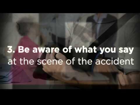 Houston, TX Lawyer – Personal Injury Claim Tips