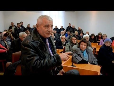 На захист голови Черкаської облради привезли людей з Лисянки