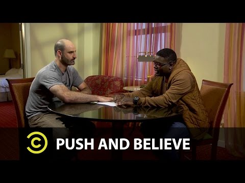 Push And Believe: Lil Rel Howery and Brody Stevens (from Comedy Central and CC: Studios)