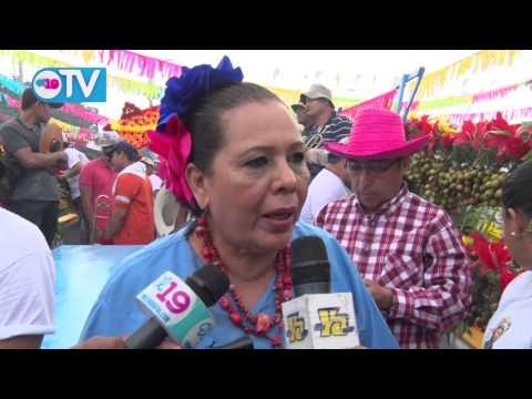"""Minguito"" llega a la Iglesia Santo Domingo en Managua"