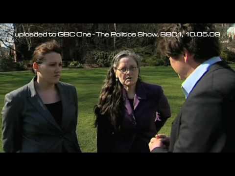 Item on ME and DLA/IB - Politics Show