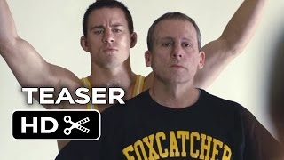 Nonton Foxcatcher Official Teaser Trailer  3  2014    Channing Tatum  Steve Carell Drama Hd Film Subtitle Indonesia Streaming Movie Download