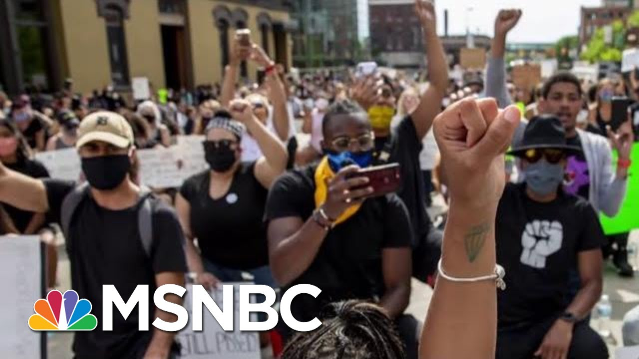 Ibram Kendi: Americans are learning from Trump denying his own racism