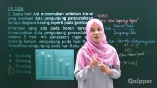 Video Quipper Video - Statistika dan Peluang - Persiapan UN Matematika SMP 2017 MP3, 3GP, MP4, WEBM, AVI, FLV November 2017