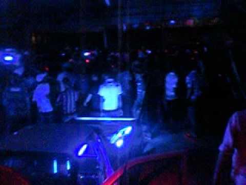 Noite Blackout em Hidrolina_Go