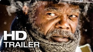 Nonton The Hateful Eight Trailer  2016  Film Subtitle Indonesia Streaming Movie Download