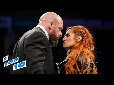 Top 10 SmackDown Live moments: WWE Top 10, February 5, 2019