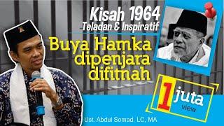 Video Kisah BUYA HAMKA di Penjara & difitnah    Ustadz Somad MP3, 3GP, MP4, WEBM, AVI, FLV Maret 2019