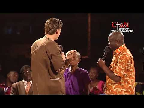 Blind Woman Healed in front of 200,000 People!