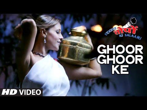 """Exclusive: """"Ghoor Ghoor Ke"""" VIDEO Song   Ekkees Toppon Ki Salaami   Sona Mohapatra 17 September 2014 07 PM"""