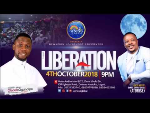 ATORISE @ GENESIS PARISH (LIBERATION)