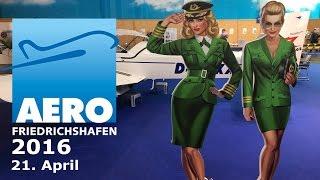 Friedrichshafen Germany  city photos gallery : AERO 2016 Friedrichshafen Expo Germany Deutschland