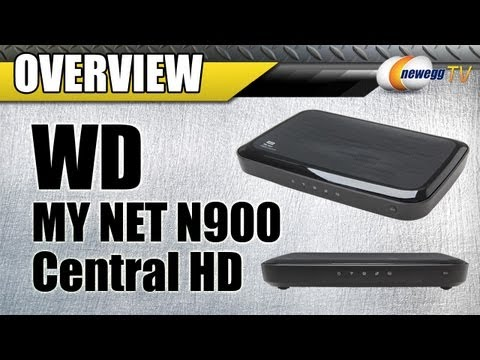 Newegg TV: WD My Net N900 Central HD Dual-Band Routers Overview w/Interview
