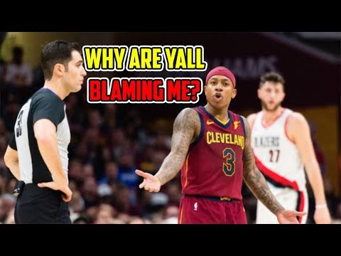 Why Is Isaiah Thomas Being BLAMED for Cleveland Cavaliers Losses?