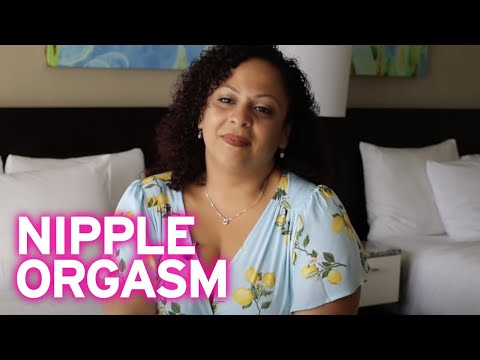 Watch How This Woman Has Nipple Orgasms...