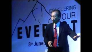 Singapore Motivational Speaker- David Lim-Lessons From Everest -Most Asked Questions