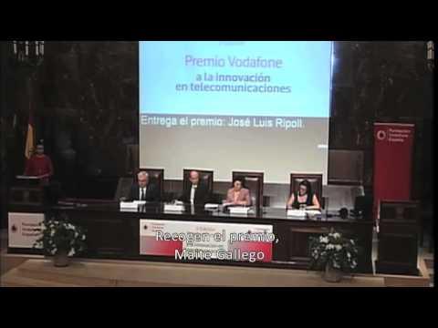 V Premio Vodafone a la Innovación en Telecomunicaciones