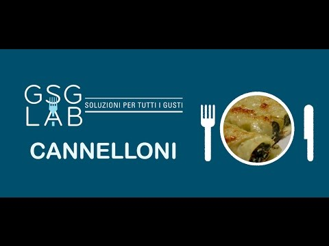 GSG Lab Cotture – I Cannelloni
