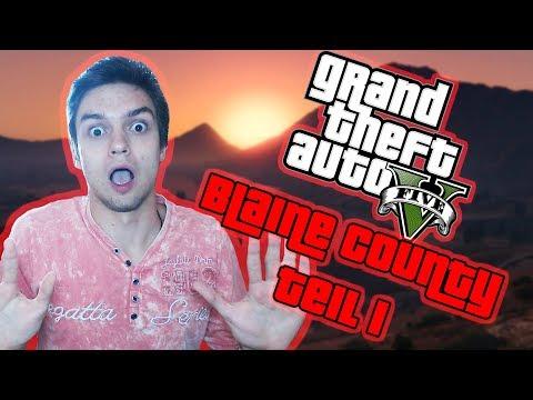 GTA V - Mythen & Legenden   Die fünf Segmente!   Segment 4 Teil 1: Blaine County! [DE]