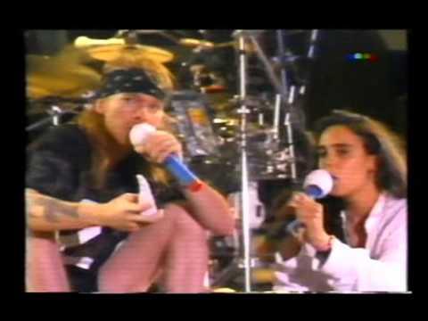 Best of Axl Rose Pissed Off - 1988 - 1993 Part II