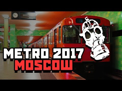 Metro 2017: Dashcams and debils - More Moscow (видео)
