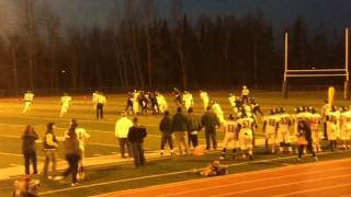 Cougar vs Mustang Playoff Video