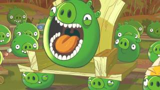 Angry Birds Seasons Year of the Dragon Animation