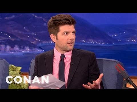 Adam Scott - Adam breaks down the seminal recording of 90's hip-hop virtuoso Vanilla Ice. More CONAN @ http://teamcoco.com/video.