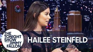 Hailee Steinfeld Almost Killed John Cena On The Bumblebee Set