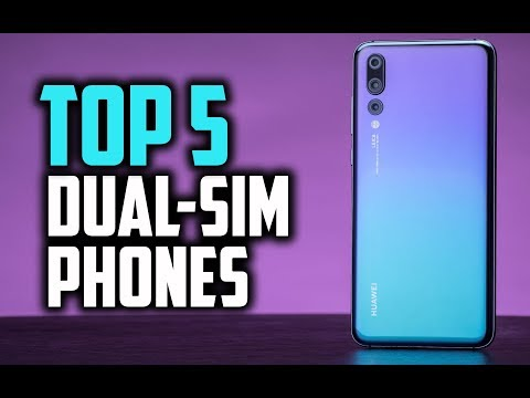Best Dual-SIM Phones in 2018 - Which Is The Best Dual-SIM Cell Phone Out There?