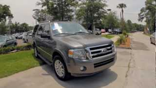 Autoline's 2011 Ford Expedition XLT Walk Around Review Test Drive