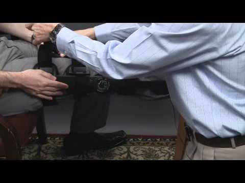 How to Apply and Adjust a Breg Hinged Knee Brace