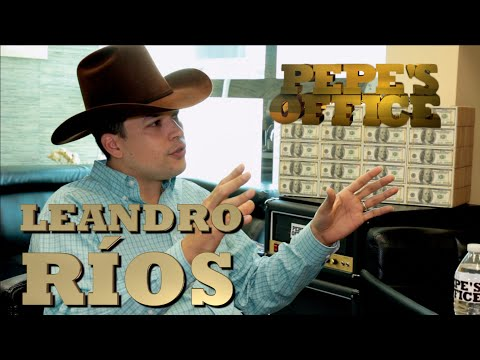 LEANDRO RIOS SE DA UNA VUELTA POR LA OFICINA - Pepe's Office - Thumbnail