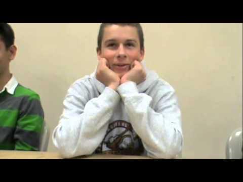 Indiana Area High School Golf Team Banquet Video