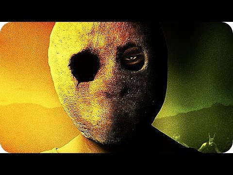 CITY OF DEAD MEN Trailer (2016) Horror Movie
