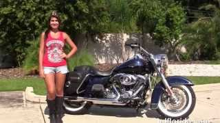 3. Used 2012 Harley Davidson Road King Classic for sale in Florida