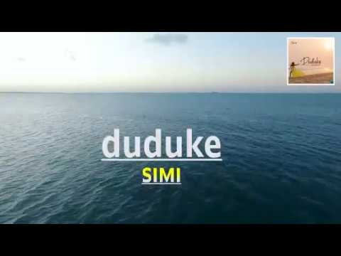 SIMI - DUDUKE DUDUKE ( Lyrics Video) Ayanfe mi
